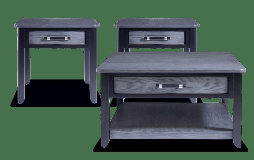 Dream Weaver Square Coffee Table Set