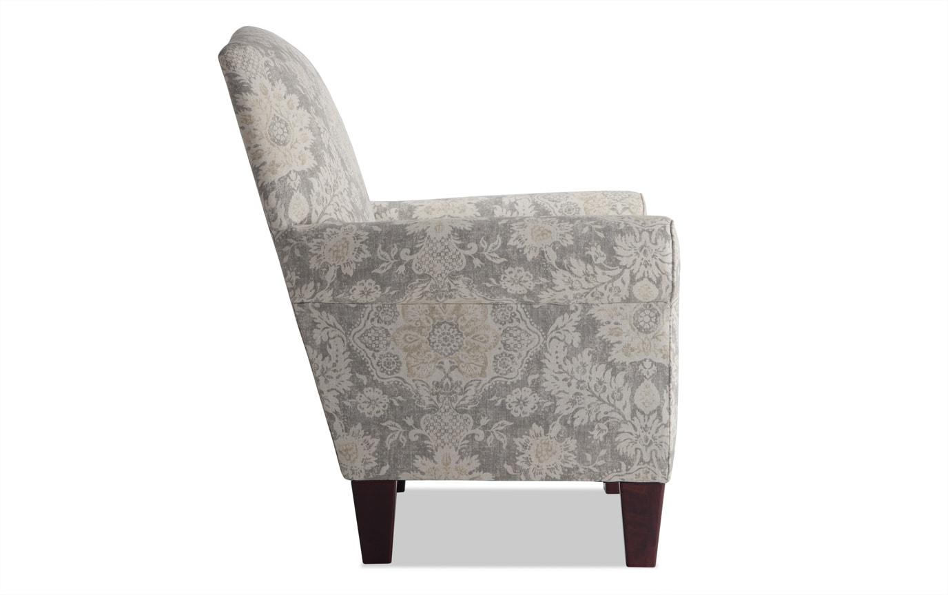 Tory Belmont Mist Accent Chair