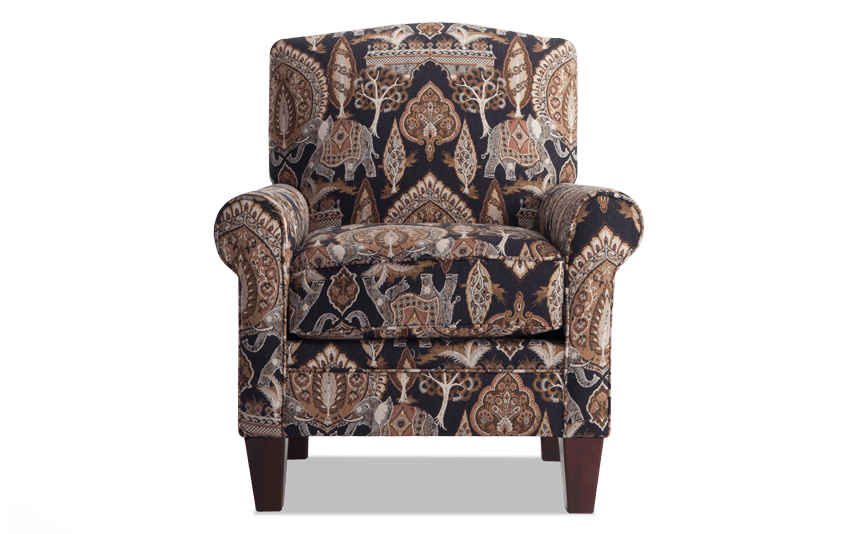 Tory Roxie Earth Accent Chair