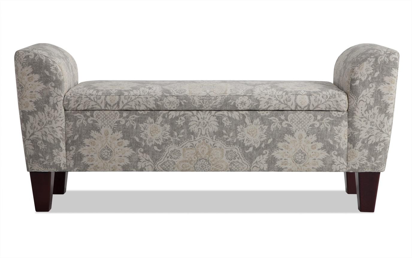 Hadleigh Belmont Mist Storage Bench