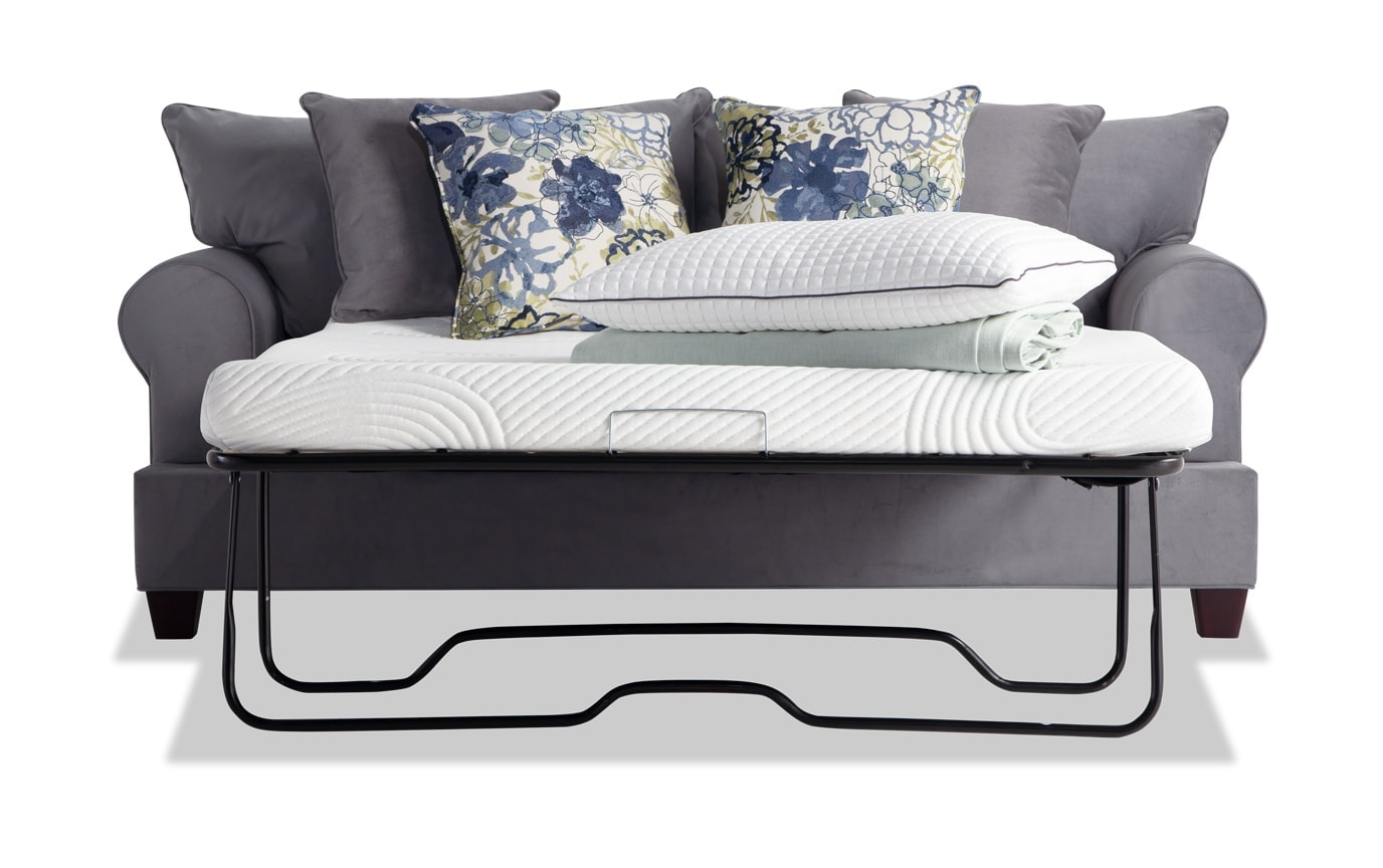 Monica Bob O Pedic Full Sleeper Sofa Bobs Com