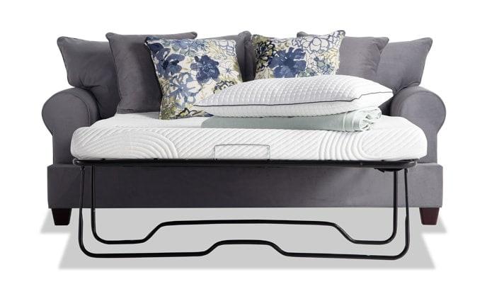 sleeper sofas bobs com rh mybobs com Queen Sleeper Sofa Broyhill Sleeper Sofa