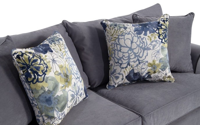 Monica Sofa & 2 Accent Chairs