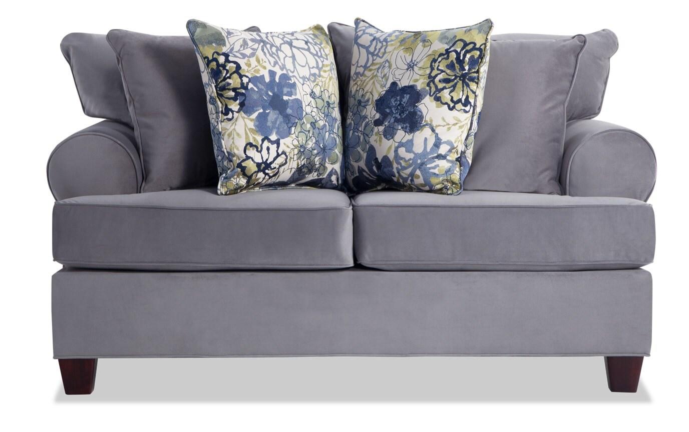 Monica Full Innerspring Sleeper Sofa & Loveseat