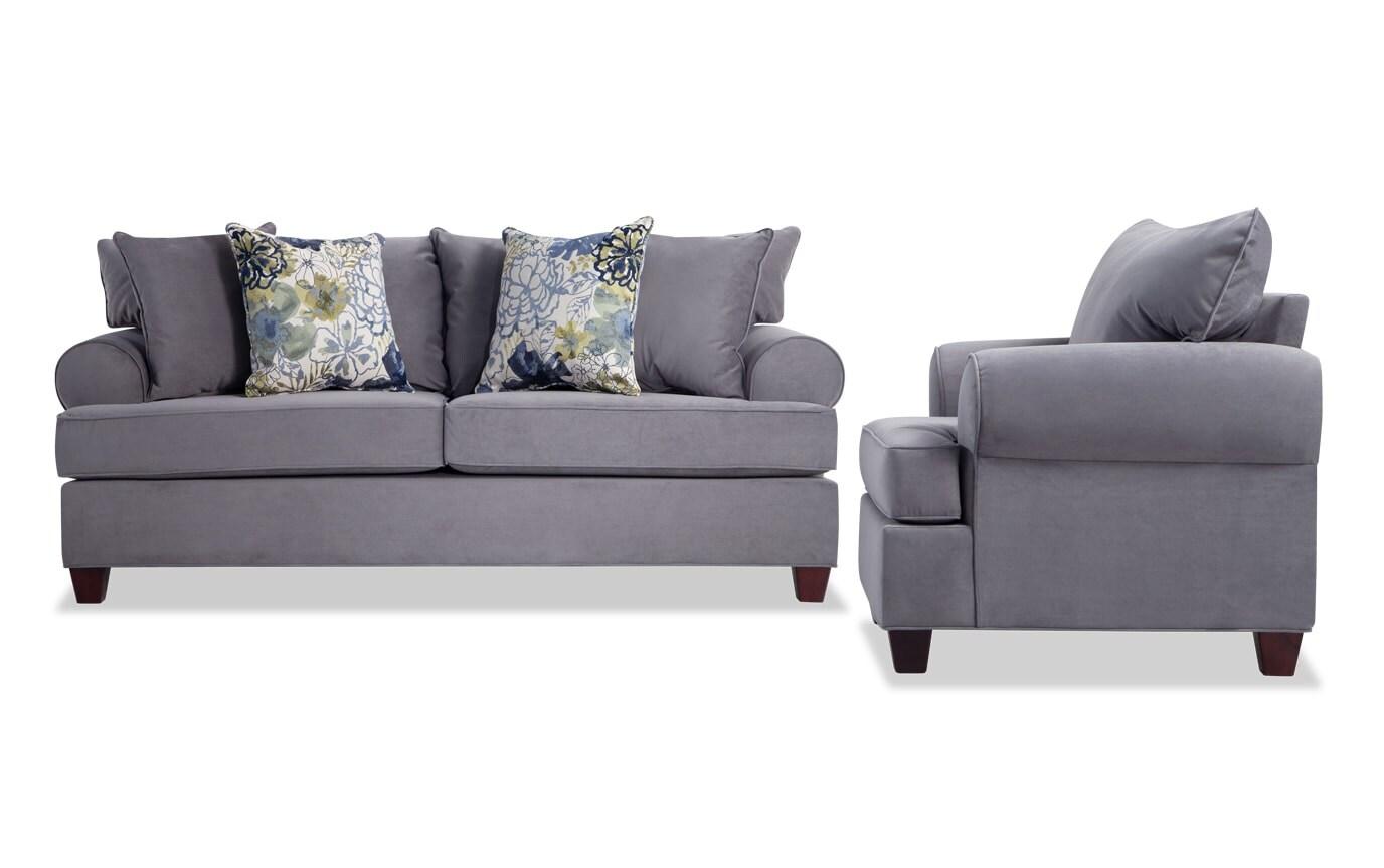 Monica Sofa & Chair