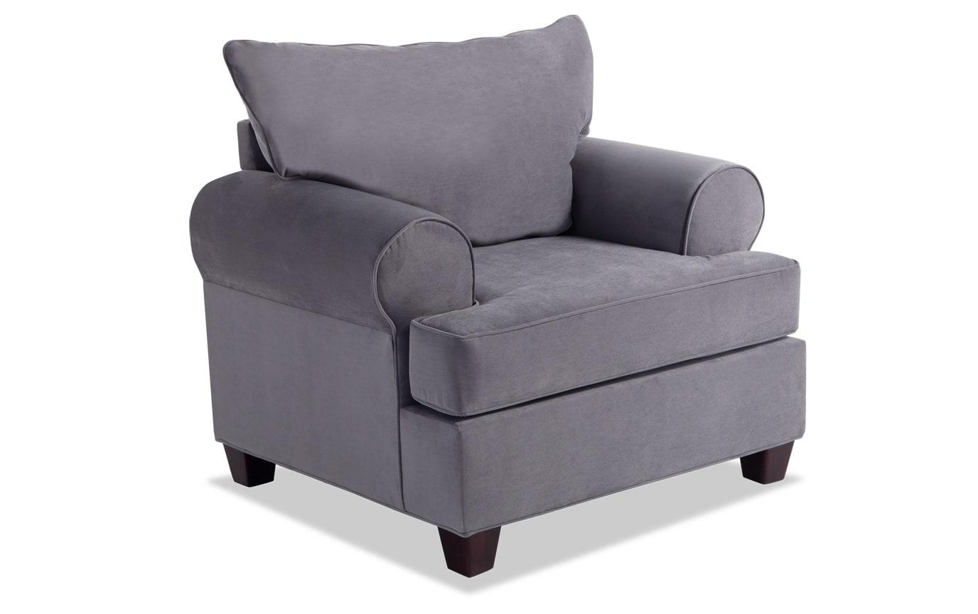 Monica Bob-O-Pedic Full Sleeper Sofa & Chair