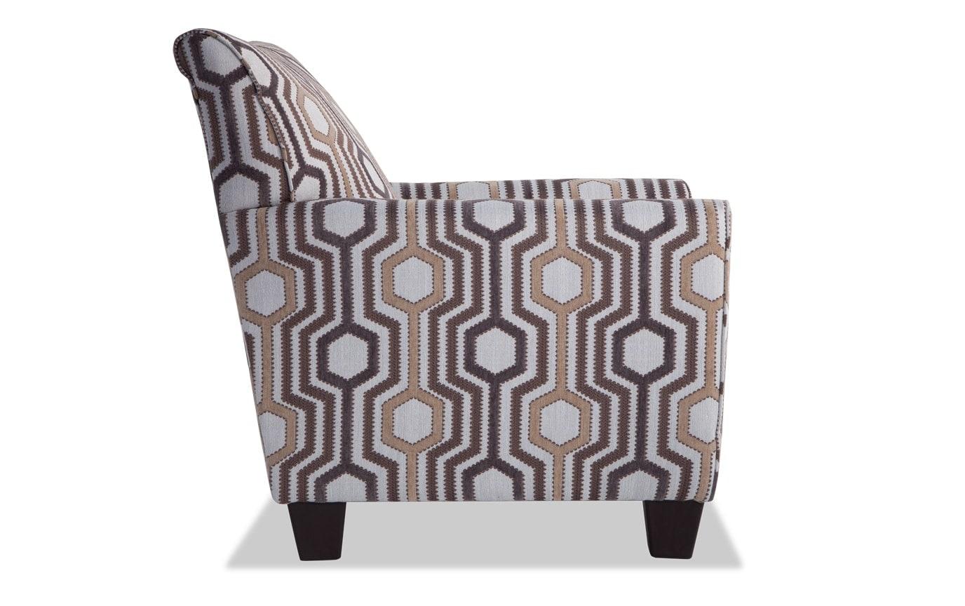 Stupendous Calvin Lierre Maize Accent Chair Pabps2019 Chair Design Images Pabps2019Com