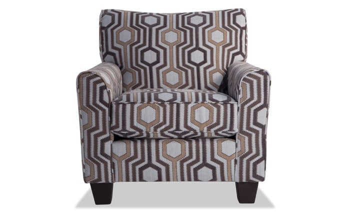 Calvin Lierre Maize Accent Chair