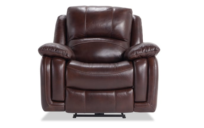 Titan Leather Power Recliner