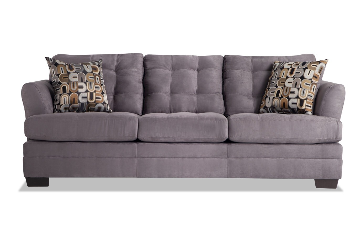 Essie Slate Sofa