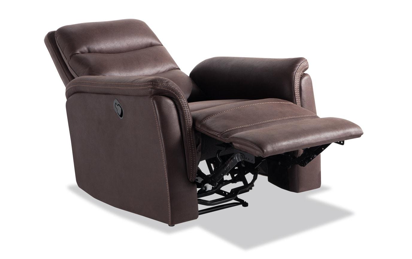 Forte Manual Sofa & Manual Recliner