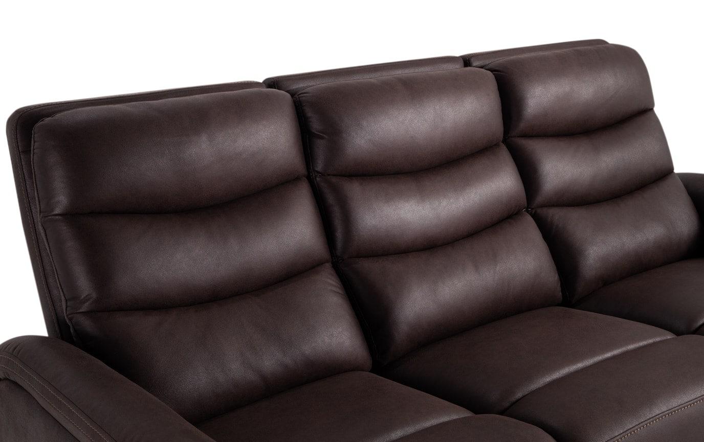 Forte Manual Reclining Sofa & Manual Recliner