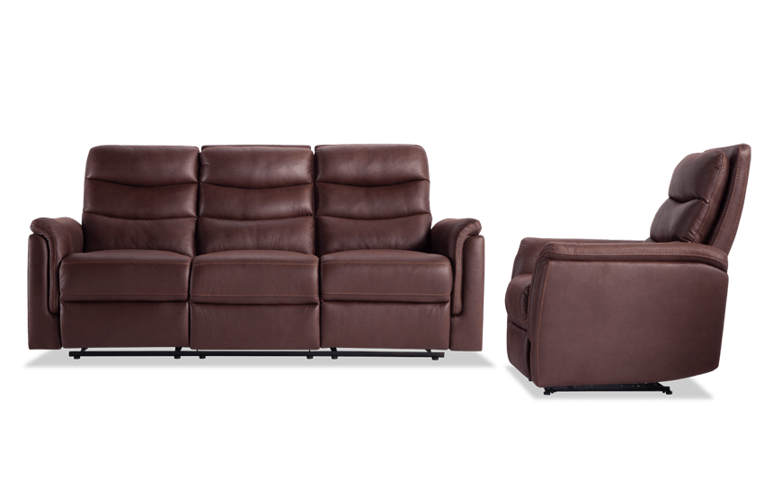 Forte Power Reclining Sofa & Power Recliner
