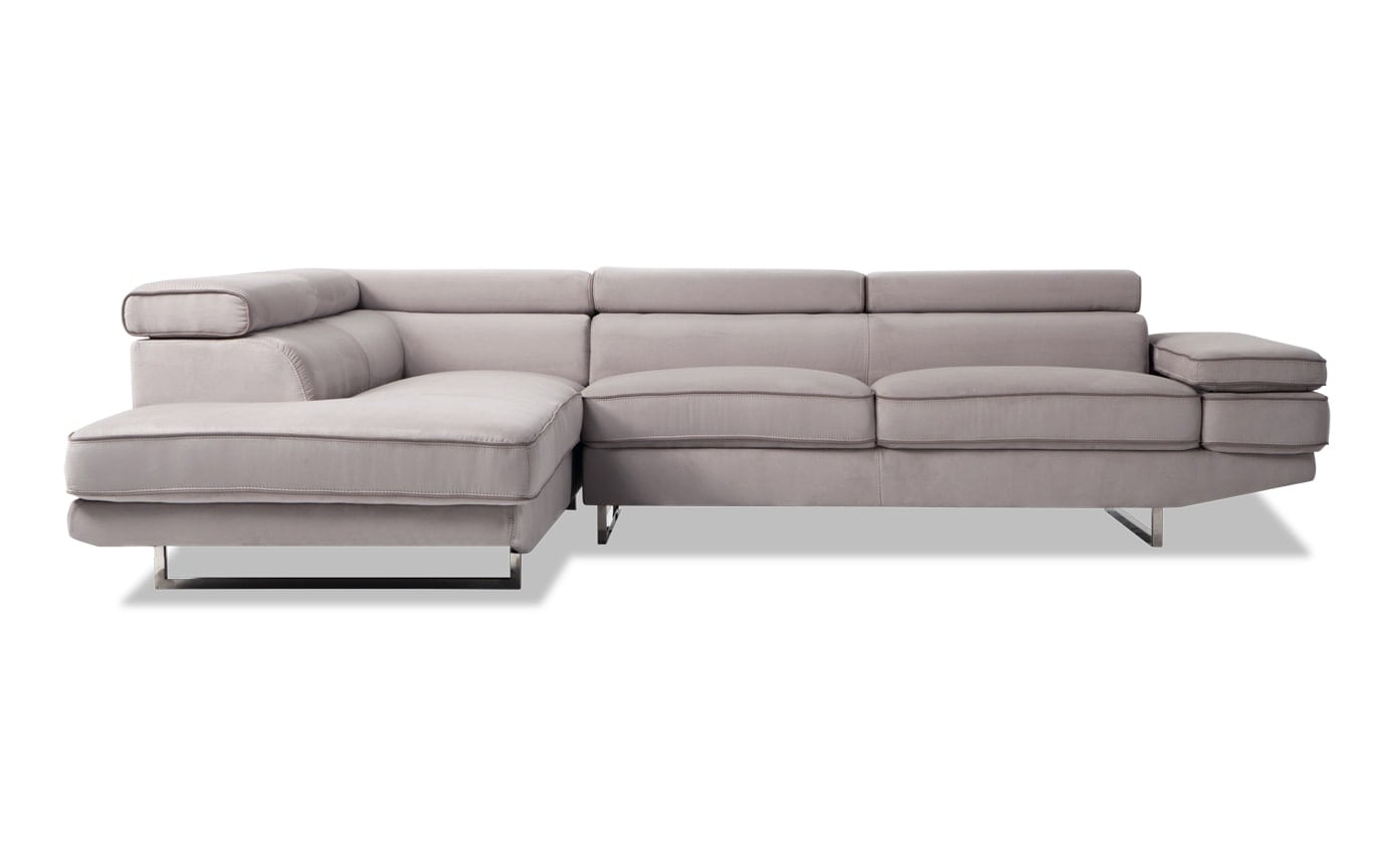 Comet 2 Piece Right Arm Facing Sectional