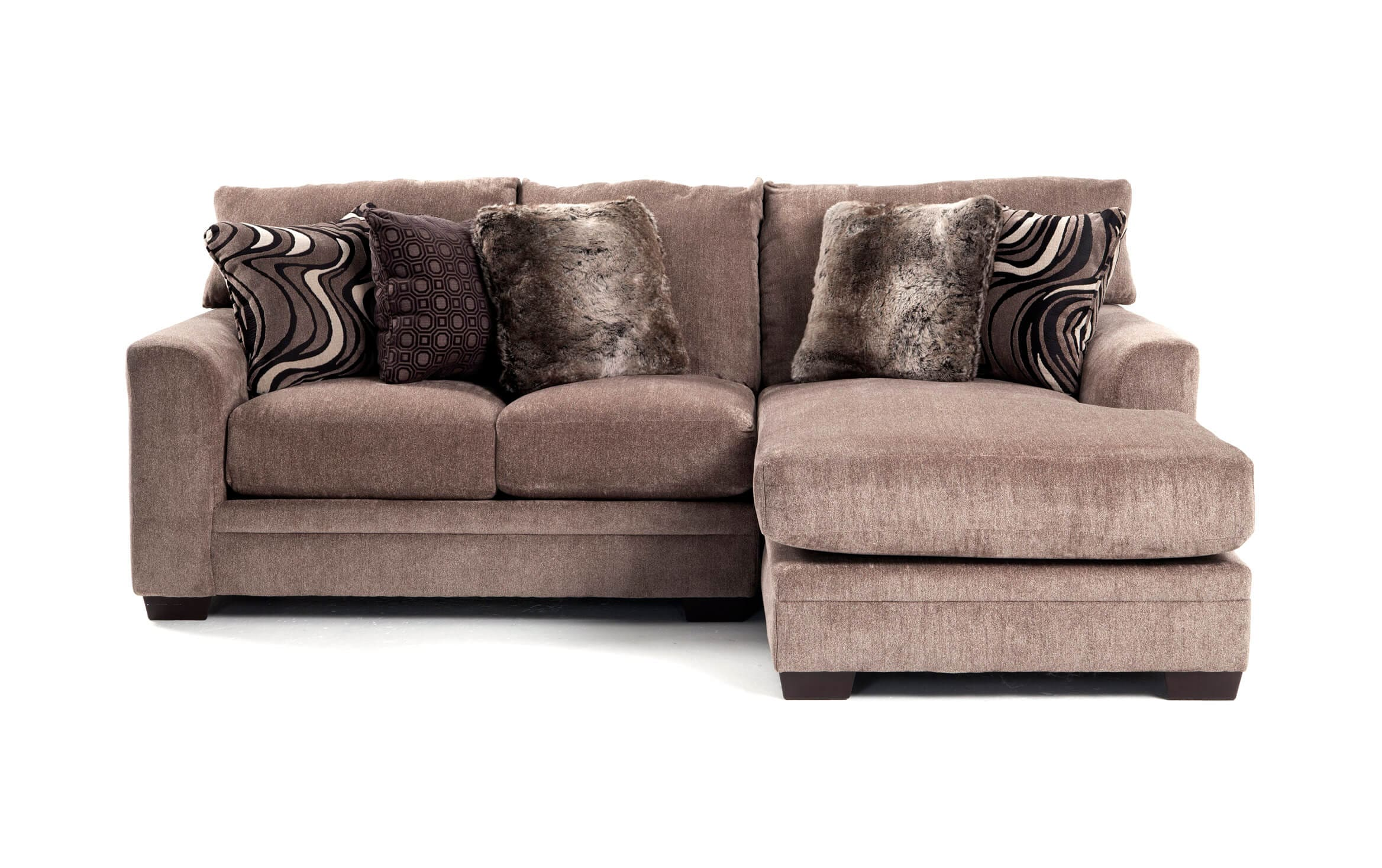 Left Arm Facing Sectional With Chaise