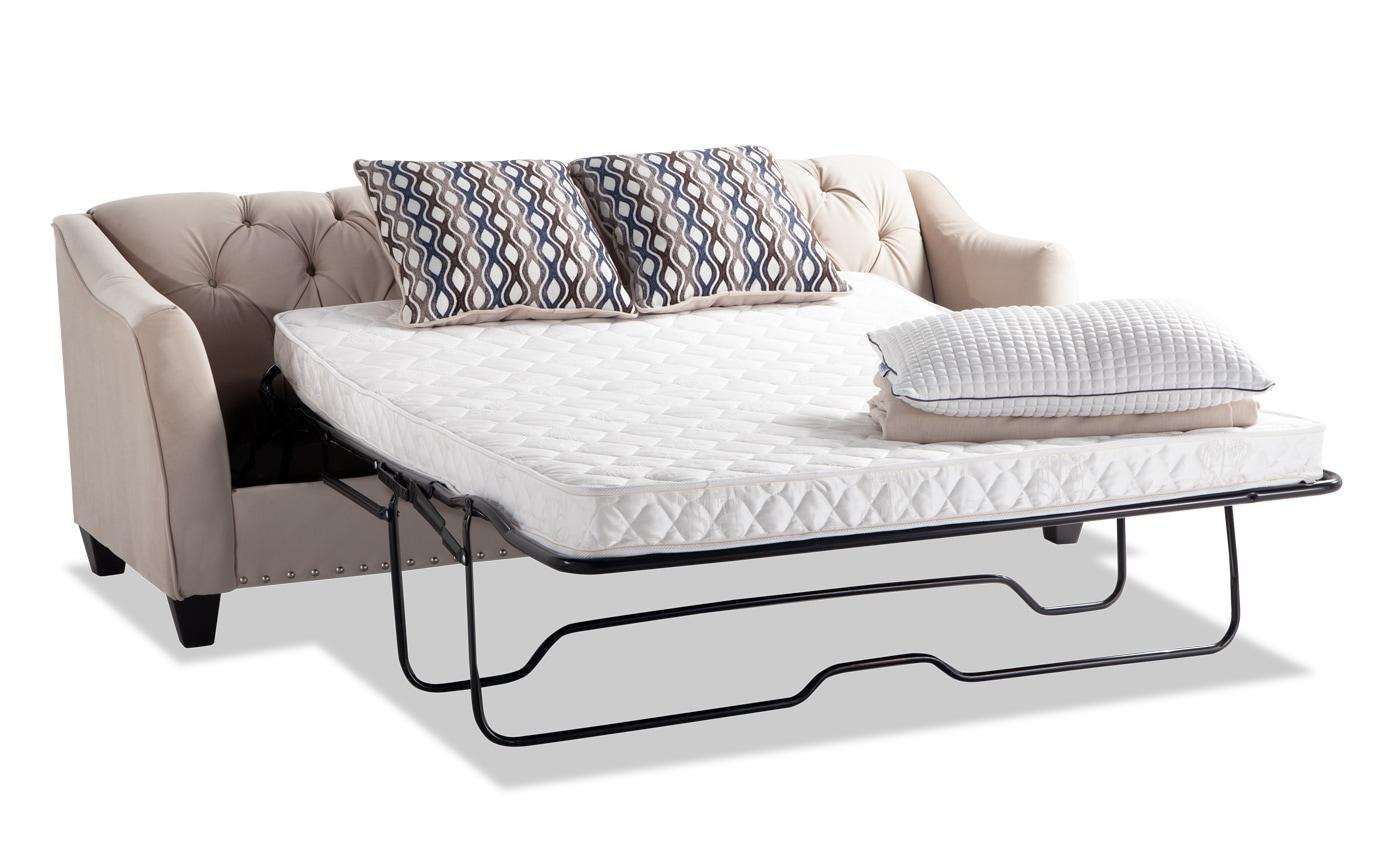 Marley Innerspring Sleeper Sofa
