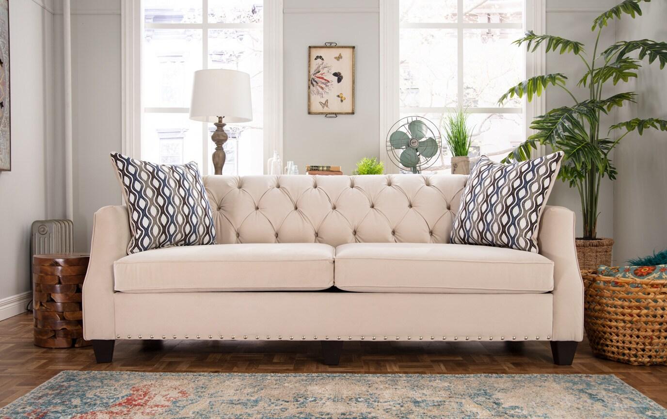 Marley Innerspring Sleeper Sofa & Loveseat