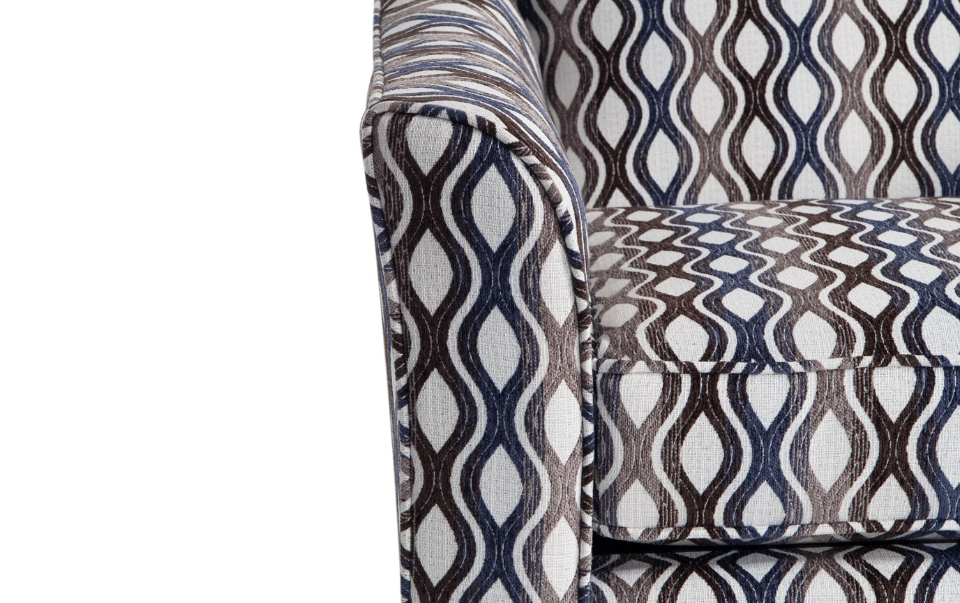 Marley Bob-O-Pedic Sleeper Sofa & 2 Accent Chairs