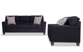Calvin Sofa & 2 Chairs