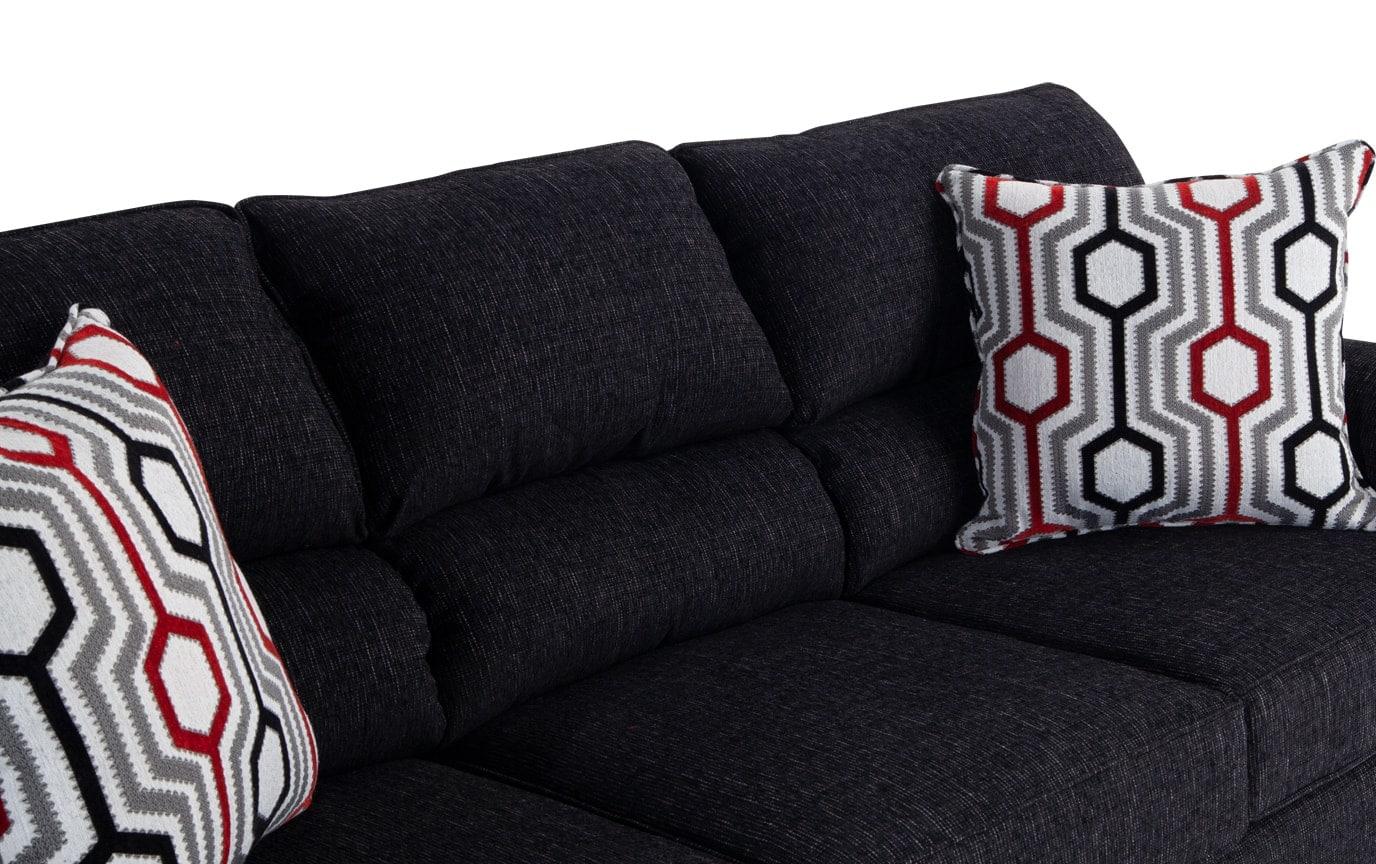 Calvin Queen Innerspring Sleeper Sofa & Loveseat