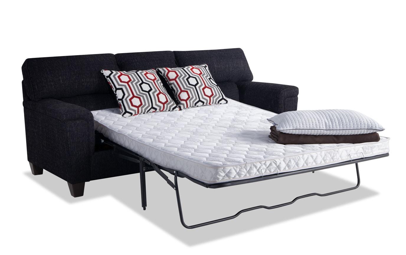 Calvin Queen Innerspring Sleeper Sofa & 2 Chairs