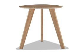 Toby Natural Three Leg End Table