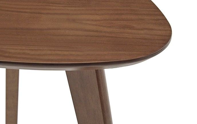 Toby Three Leg End Table