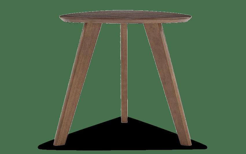 Toby Three Leg End Table