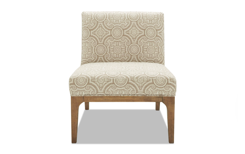 Sydney Wood Accent Chair