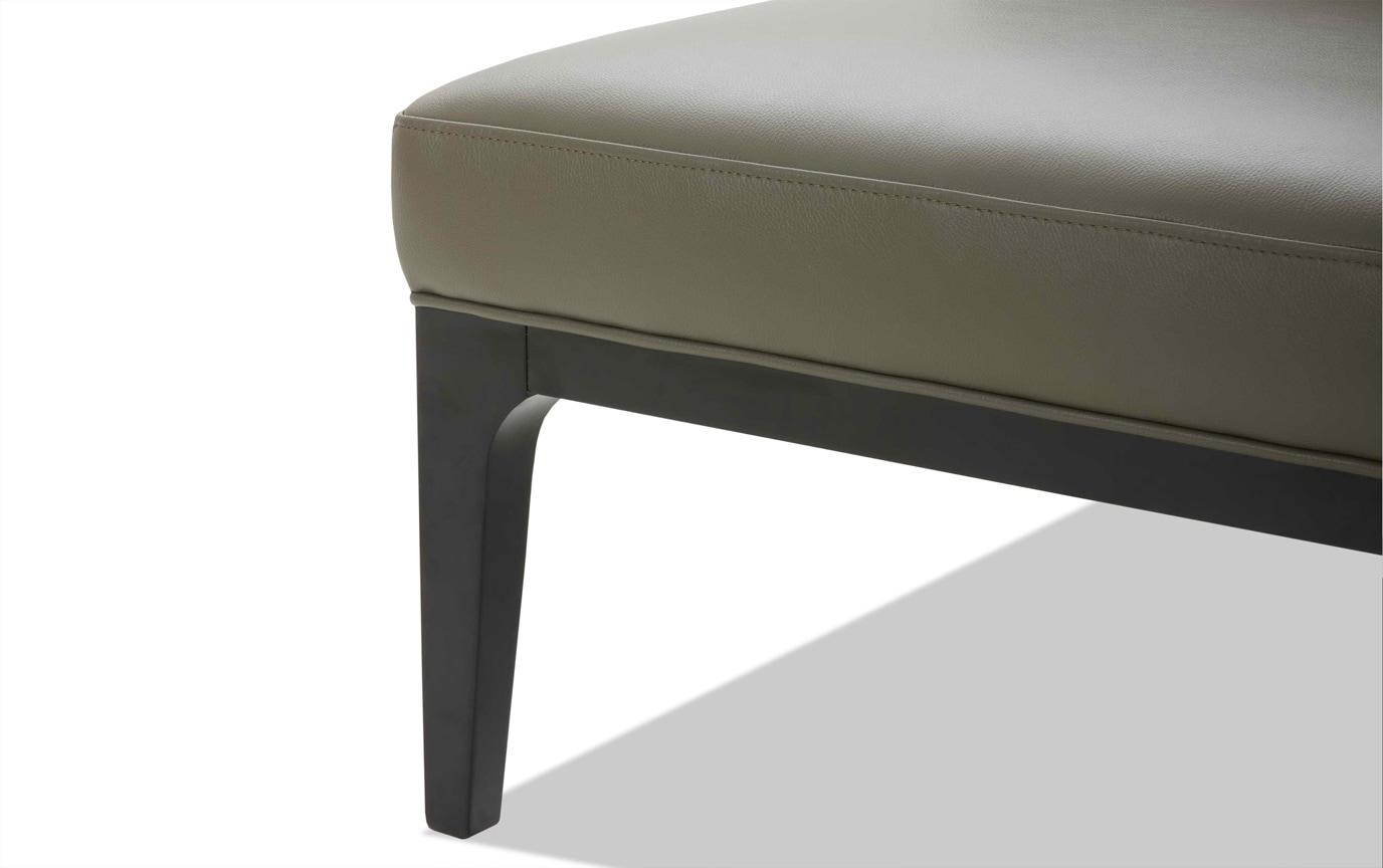 Sydney Wood Accent Chair