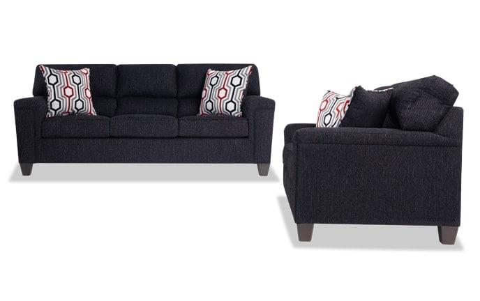 Calvin Sofa Set
