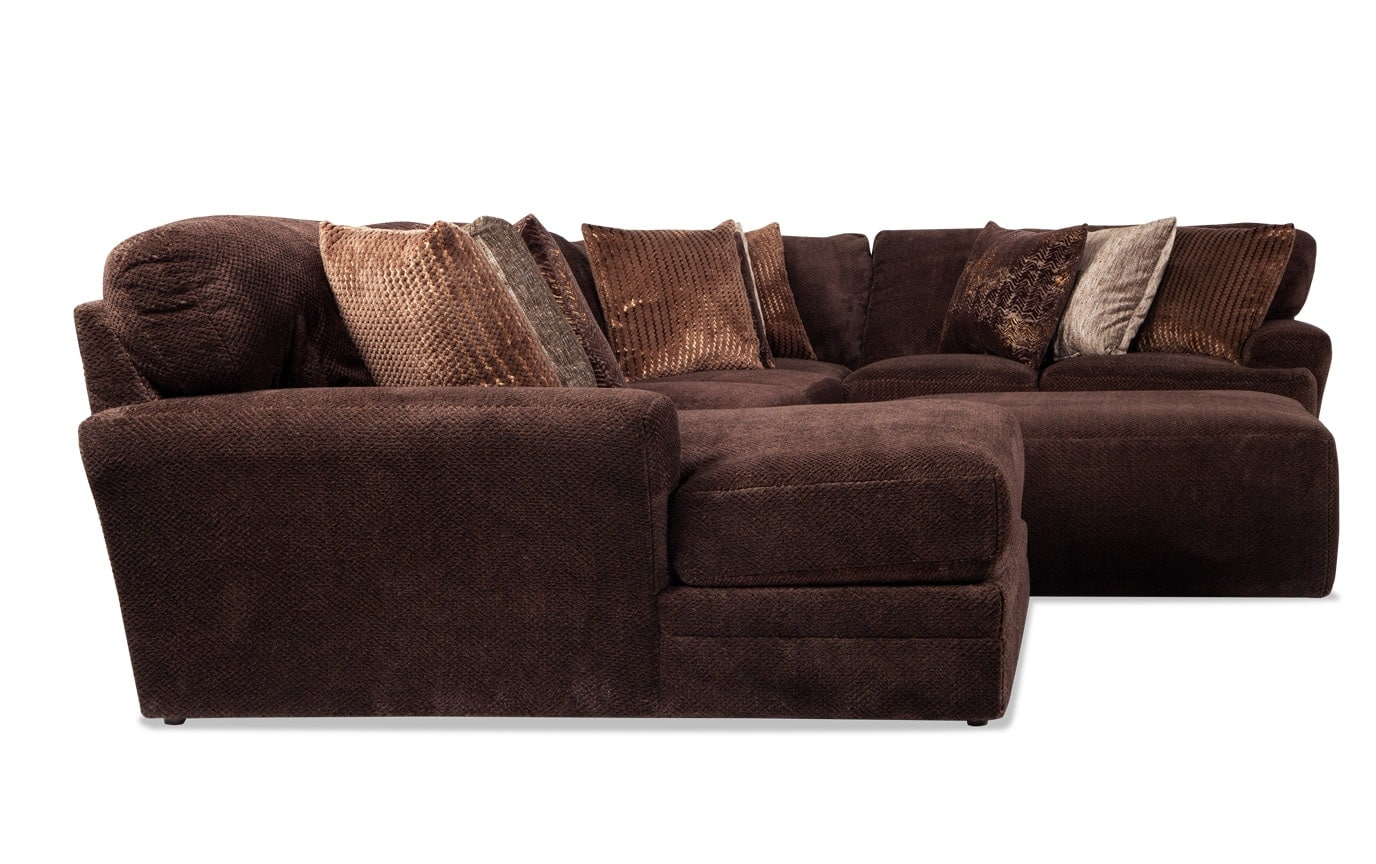 Sensation 5 Piece Right Arm Facing Sectional