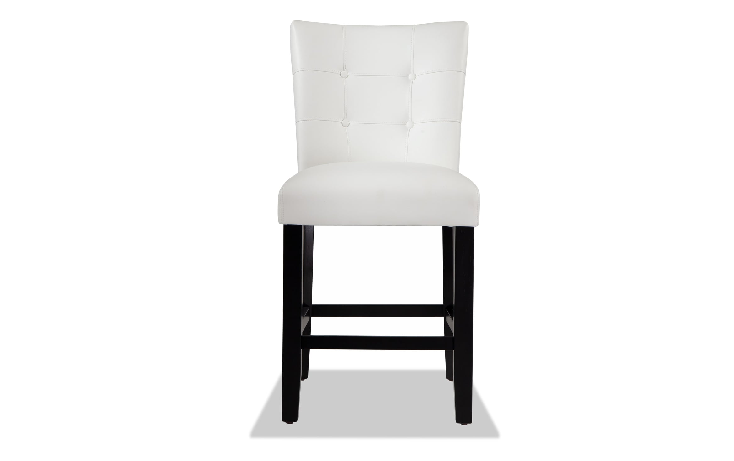 Montibello White Counter Stool Bobs Com