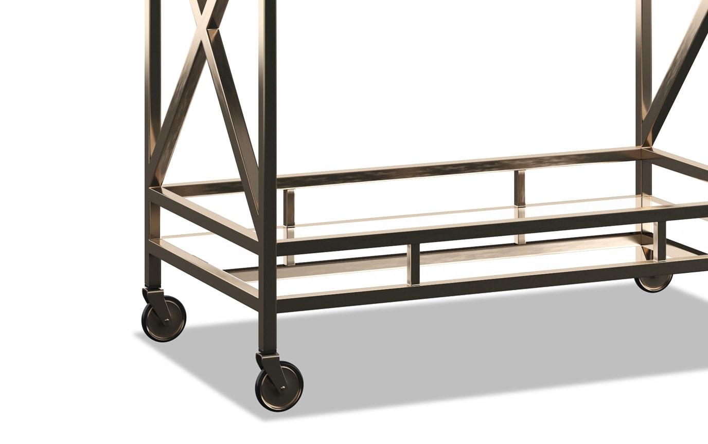 Holli Bar Cart