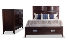Ventura Storage Bedroom Set