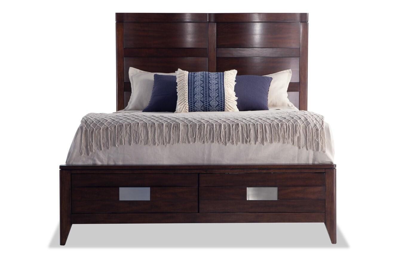 Ventura Queen Storage Bedroom Set