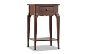 Mayfair Espresso Accent Table