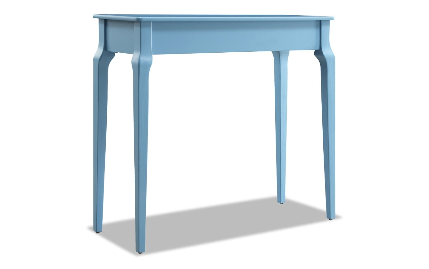 Reese Heritage Blue Console Table