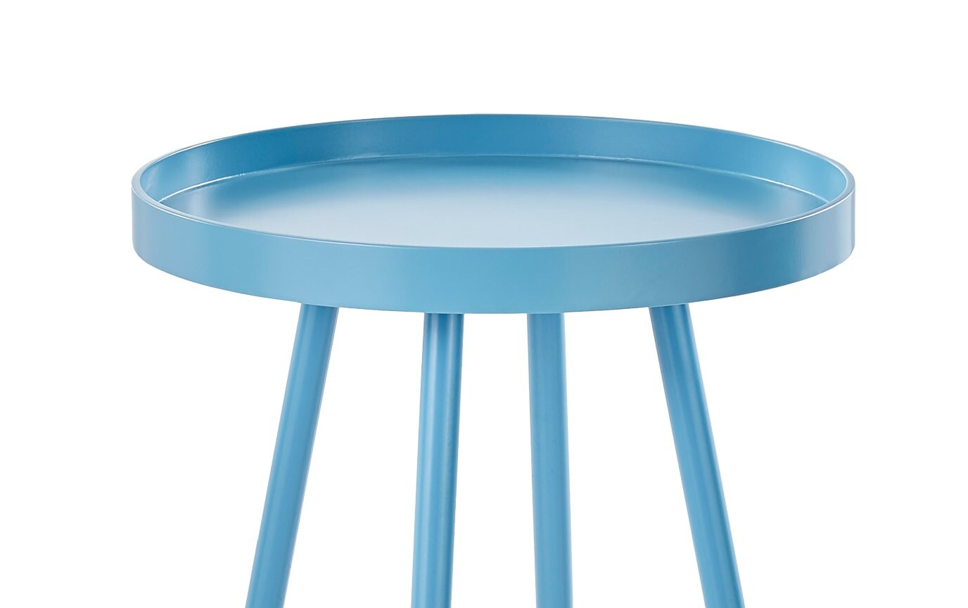 Fitz Heritage Blue End Table