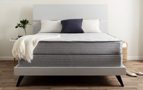 Bob's Val-U-Pedic Twin Standard Mattress Set
