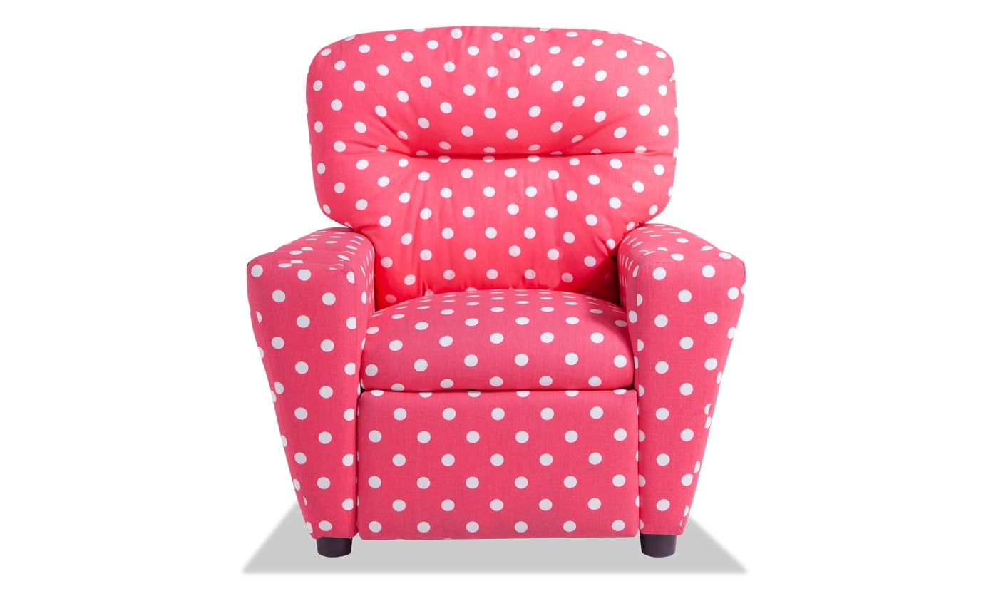Wee-Cliners Pink Recliner