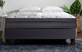 Melody Split Queen Standard Mattress Set
