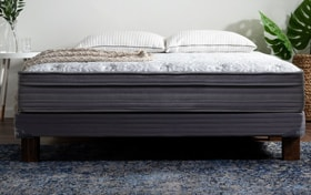 Melody Full Low Profile Mattress Set
