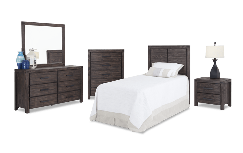 Austin Twin Bedroom Set