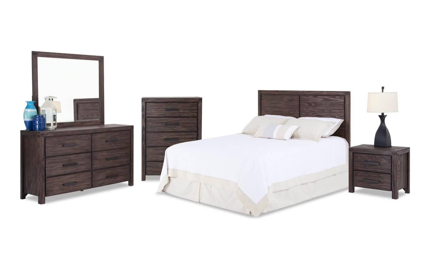Austin Queen Bedroom Set