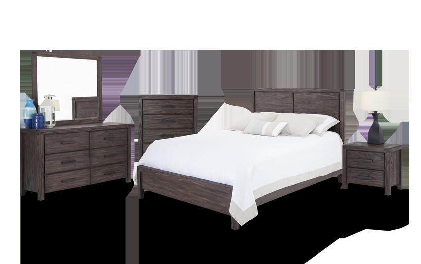 Austin California King Bedroom Set