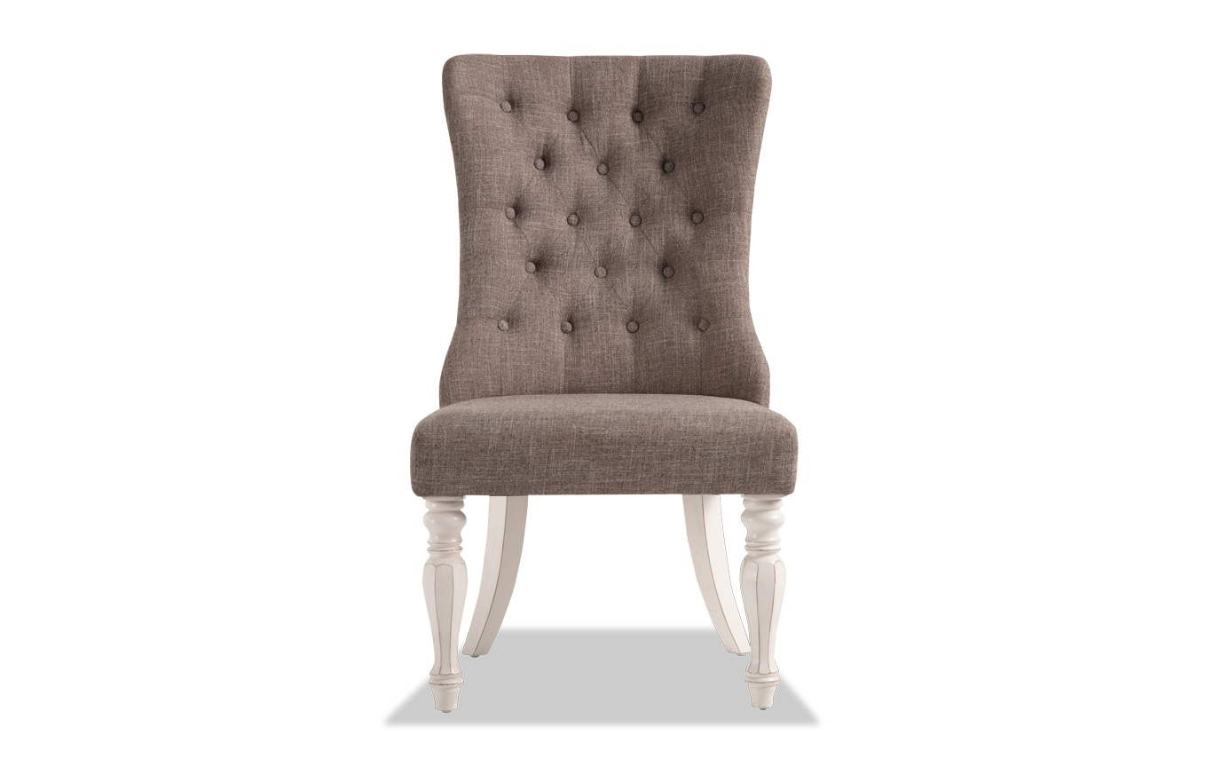 Wondrous Scarlett Upholstered Host Chair Home Interior And Landscaping Oversignezvosmurscom