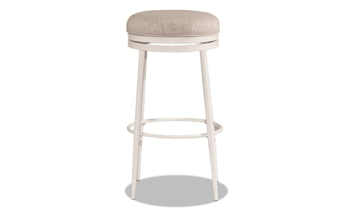 Amber Backless Swivel Stool
