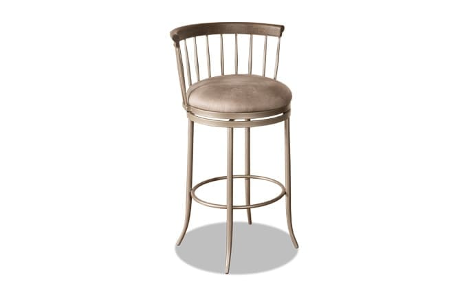 Courtney Swivel Stool