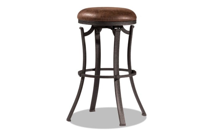 Kaden Backless Swivel Stool